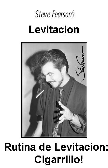 Curso de magia de levitación