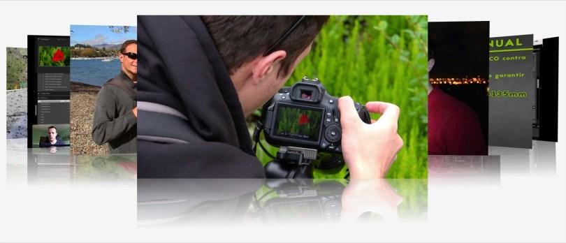 reelTecnicasTall - Aprenda a fotografar profissionalmente com o Curso Master Cara da Foto