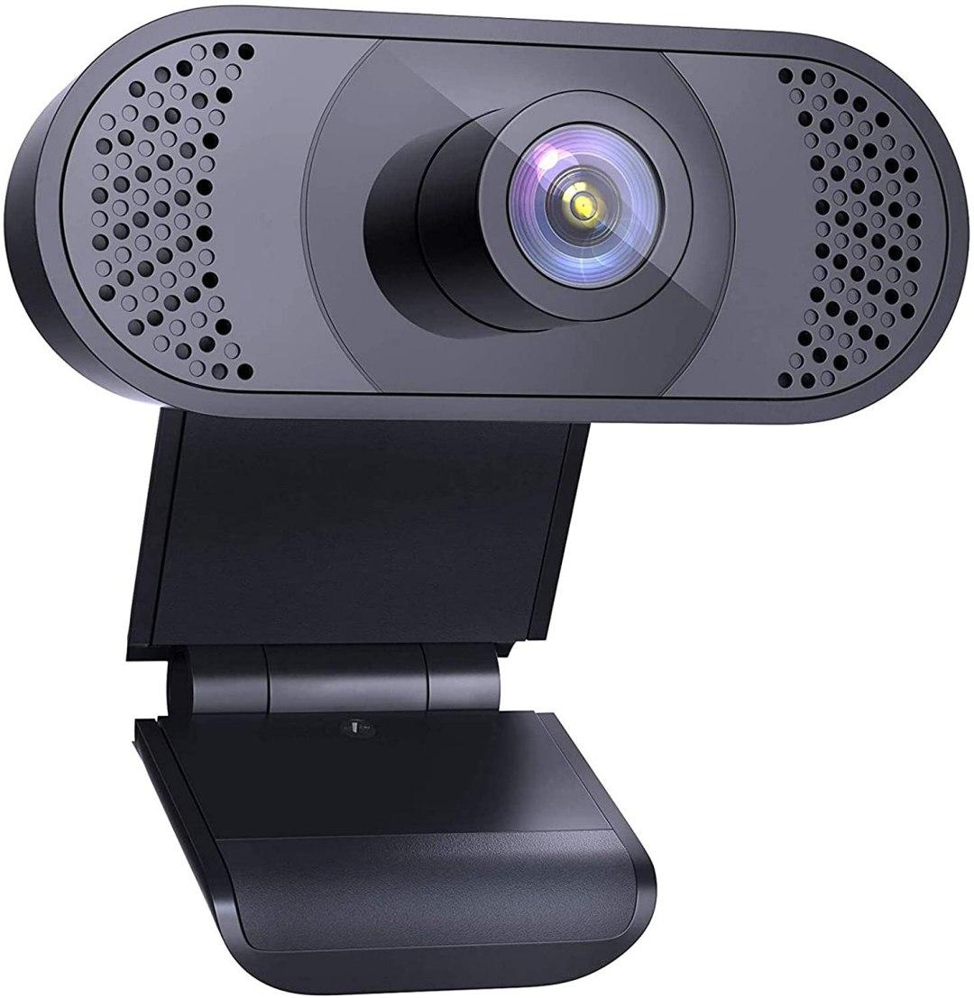 PC Webcam 1080P con Microfono