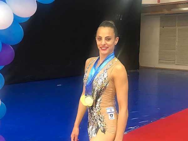 Израильские гимнасты получили золото на чемпионате Европы ...