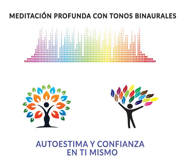 Meditación con tonos binaurales para mejorar la autoestima - Hábitos Exitosos