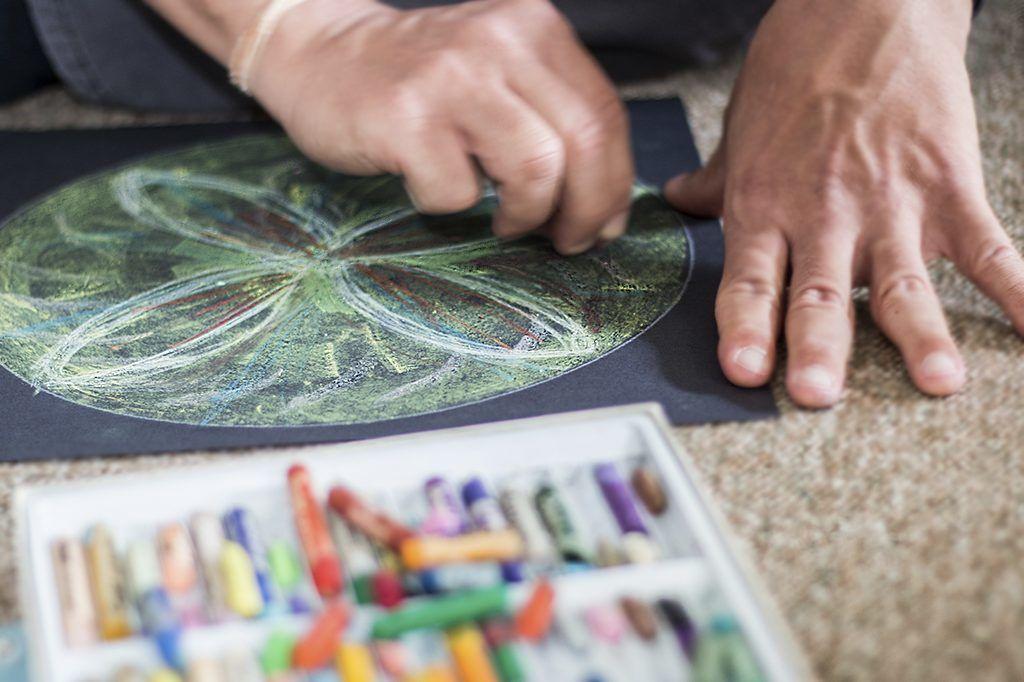 Mandala: Caminho Criativo para Saúde Integral