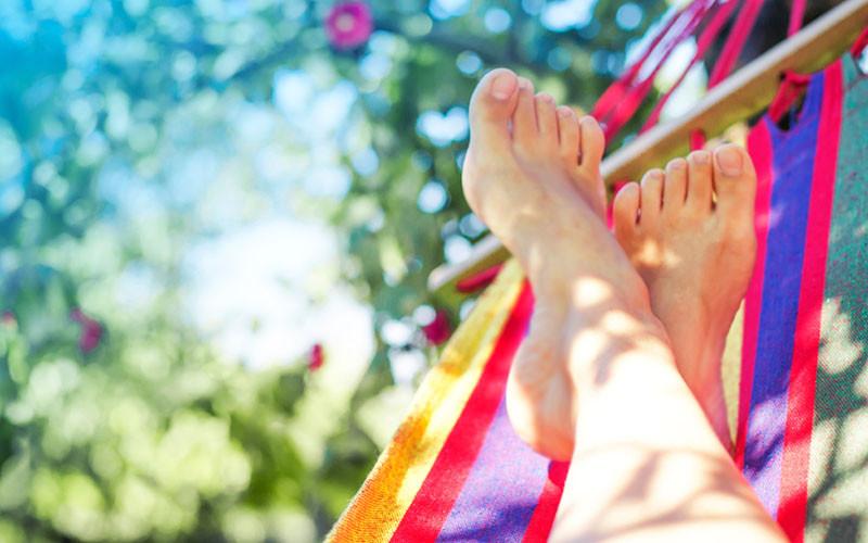 Relaxar é Saúde. Você consegue?
