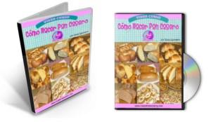 DVD Curso Como Hacer Pan Casero por Rosa Quintero