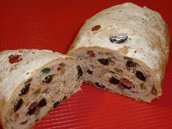 Como Hacer Pan Casero - Pan de Frutas por Rosa Quintero
