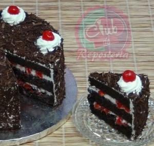 Torta Selva Negra por Rosa Quintero