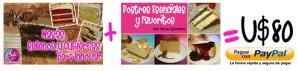 Cursos Tortas con Rellenos y Postres Esenciales con Descuento - Rosa Quintero