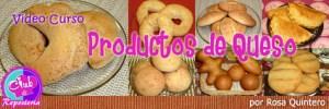 Banner Presentacion Curso Productos de Queso por Rosa Quintero