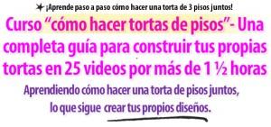 Titulo Carta Ventas Curso Tortas de Pisos por Rosa Quintero