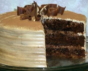 Torta Especial Chocolate Curso Tortas con Rellenos por Rosa Quintero