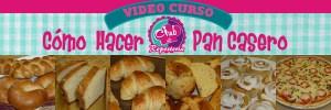 Banner Curso Pan Casero por Rosa Quintero