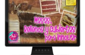 Imagen Curso Masas, Rellenos Y Cubiertas para Innovar por Rosa Quintero
