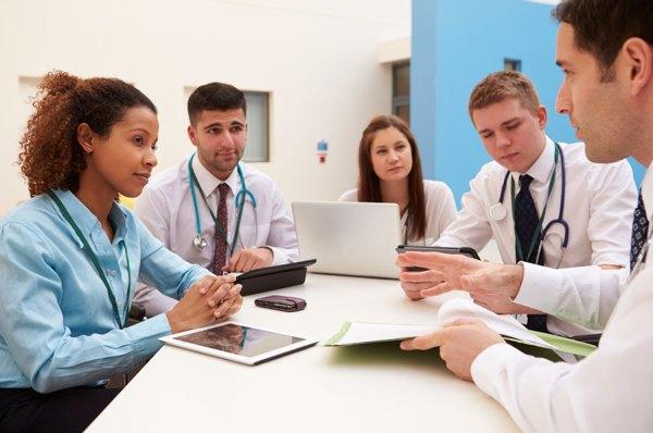 Los mejores cursos de visitador médico.