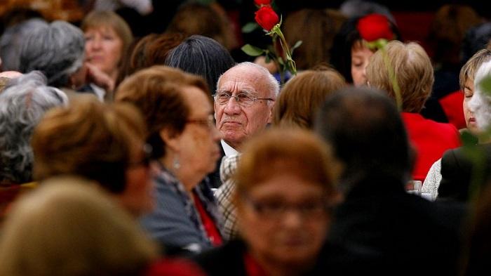 Población envejecida