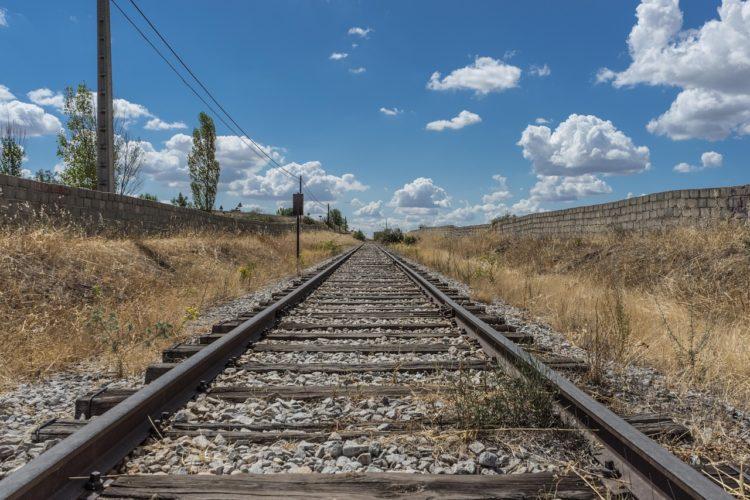 Este puede ser tu horizonte si trabajas como maquinista de tren