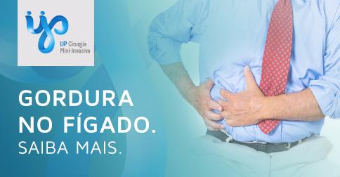 Esteatose Hepática ou Gordura no Fígado