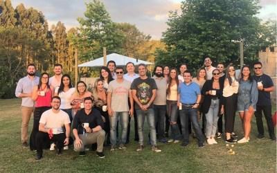Encerramento da 15ª turma de CMMI em Curitiba