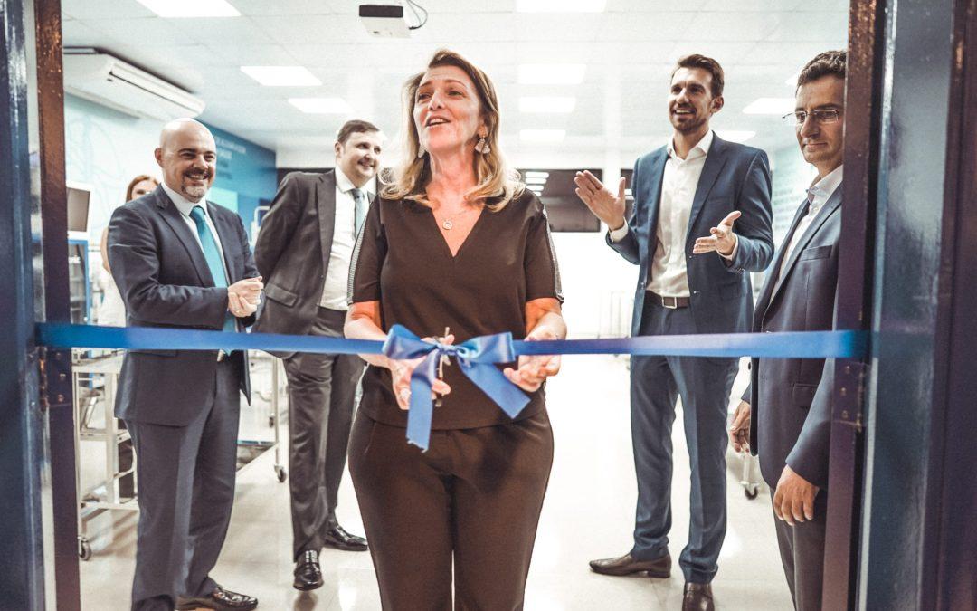 Inauguração de um dos maiores Centros de Treinamento Cirúrgico do Brasil