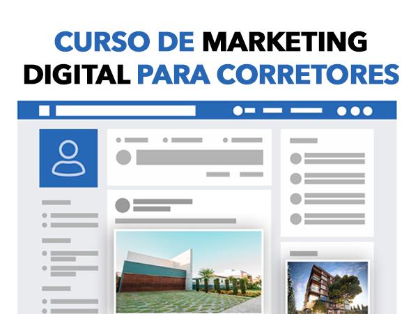 Curso de marketing digital para corretores