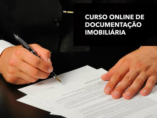 Curso de Documentação Imobiliária