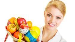 Contenido del curso de dietetica y nutrición
