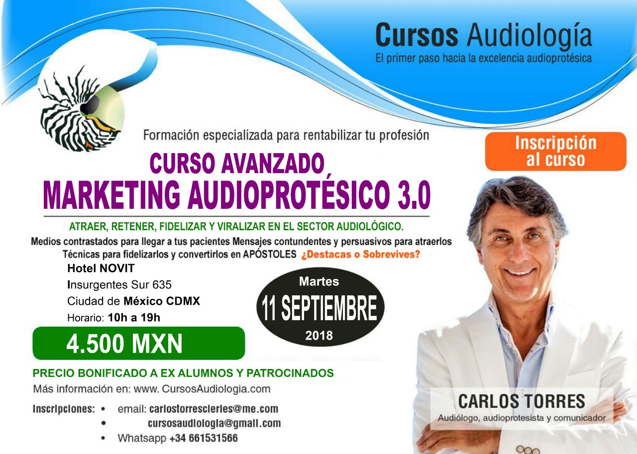 MARKETING AUDIOPROTÉSICO 3.0
