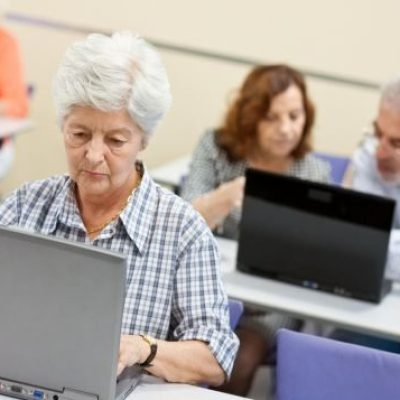 De jubilados a ciberestudiantes