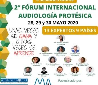 II Forum Internacional Audiología Protésica