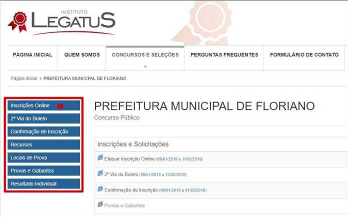 Concursos públicos no Piauí 2019