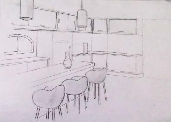Cursos e Empregos cozinha-05-580x415 Curso Design de Interiores Cuiabá - MT