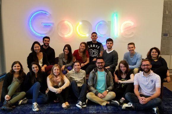 Google programa de estágio no Brasil 2017 (imagem ilustrativa)
