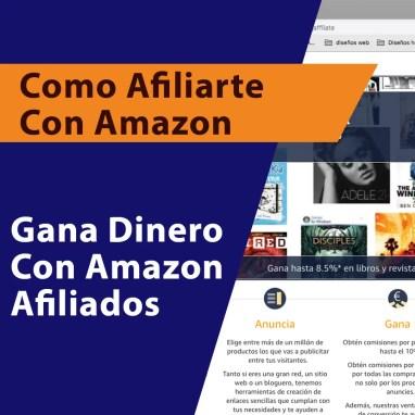 Gana dinero con Amazon Afiliados