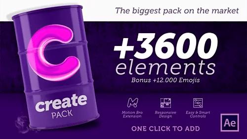 Create Pack