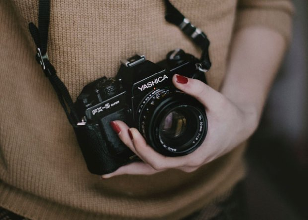 aprender fotografía con Youtube