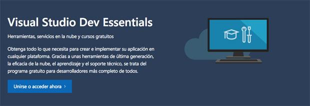 visual studio, programa de Microsoft para aprender a programar