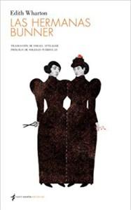 "Portada de la novela ""Las hermanas Bunner"""