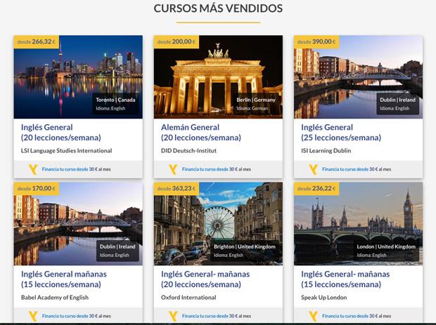 Ynsitu, el booking para estudiar en el extranjero