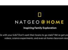 Portal educativo National Geographic