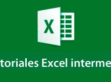 Tutoriales Excel nivel intermedio