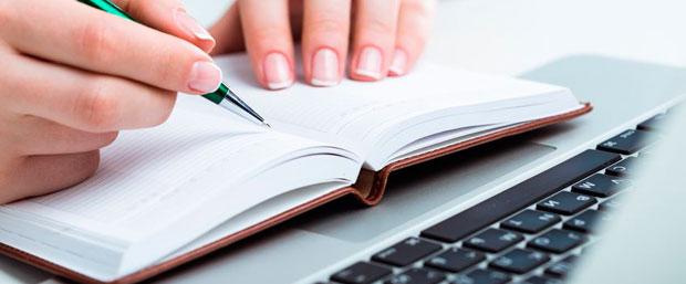 curso gratis de escritura