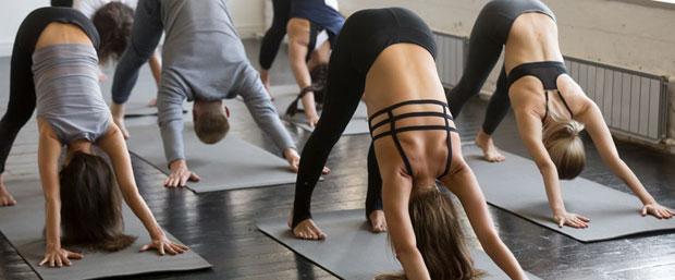 curso de vinyasa yoga