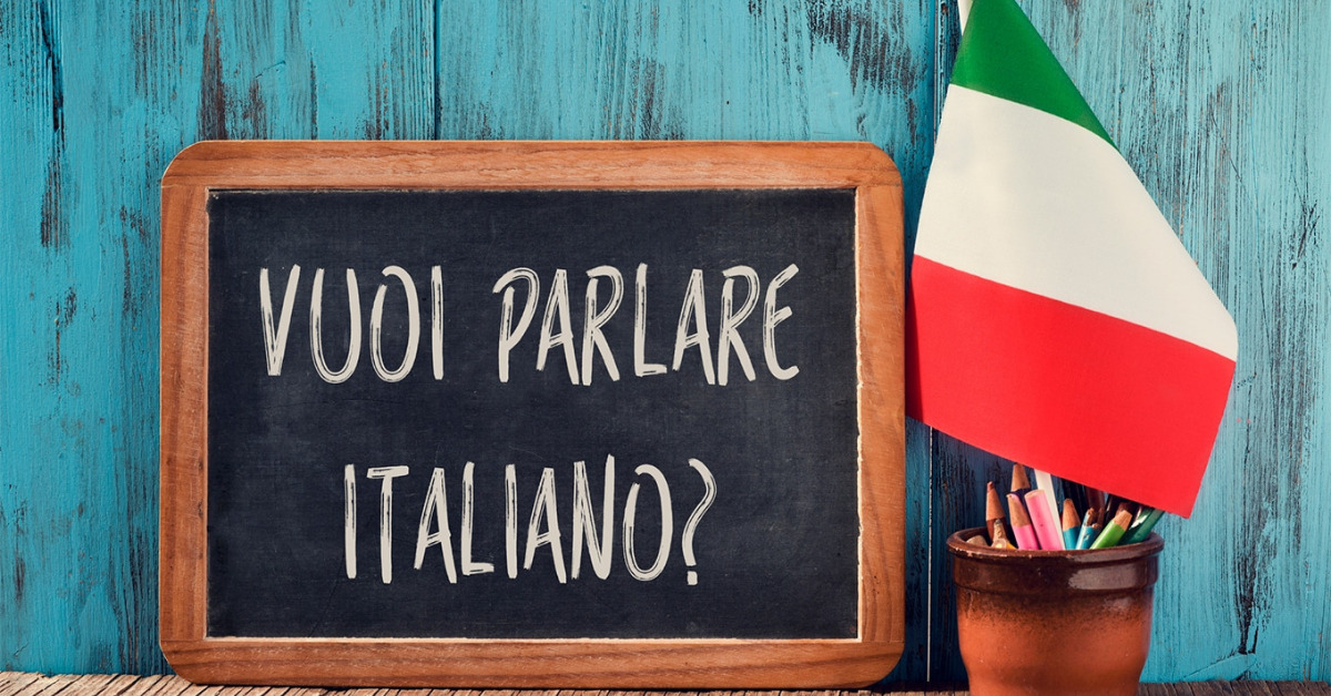 Como aprender italiano sozinho [ passo a passo ]