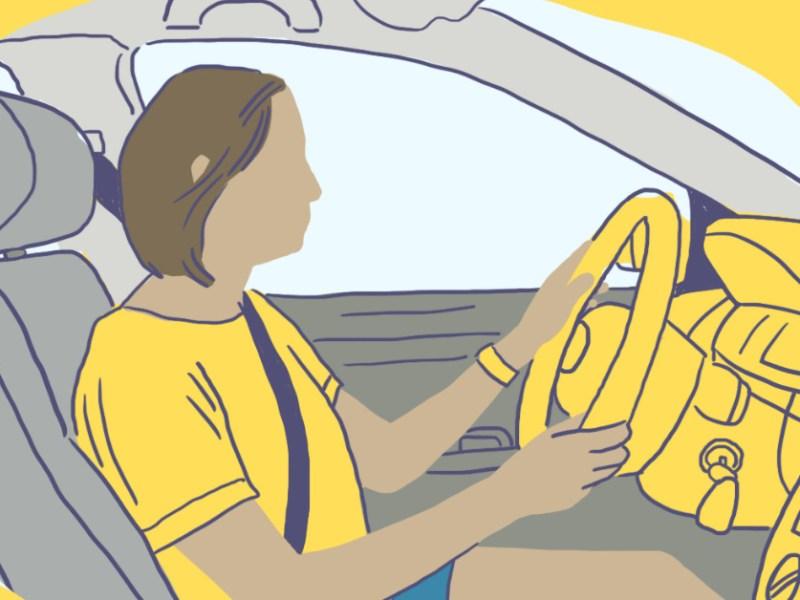 como aprender a dirigir sozinho
