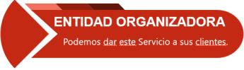 Entidad Organizadora Fundae