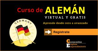 Aprender alemán online y gratuito