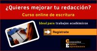 Univesidad Javeriana curso de redacción