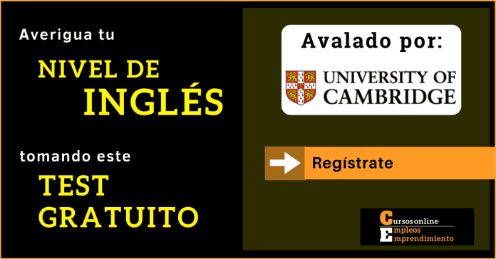 prueba nivel ingles University of Cambridge