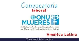 ONU Mujeres empleo