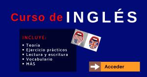 Curso de inglés virtual y gratis