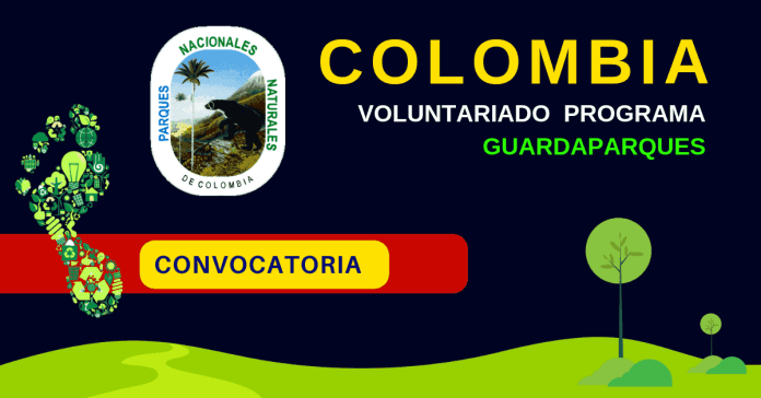 Ser voluntario Parques Nacionales Naturales de Colombia voluntariado ong